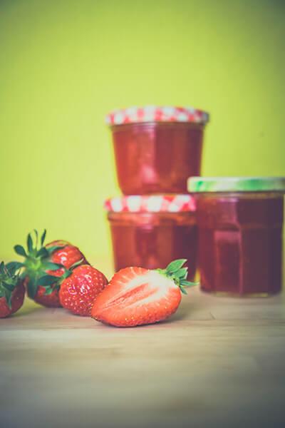 קולגן בריבת תות
